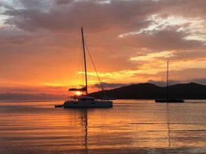Location catamaran en Corse - Corsica Multicoques Sunset