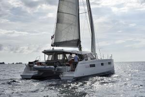Location catamaran Corse - bavaria-nautitech-40-open