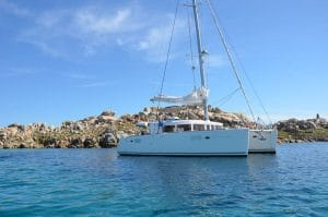 Location catamaran en Corse - lagoon-450-f