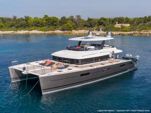 Location catamaran Corse - lagoon-630-my