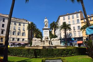 Ajaccio Centre ville Place du marché
