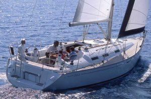 Location catamaran Corse Dufour 385 Chrisca
