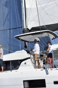Location catamaran Corse - Sognu di Vela - Lagoon 42