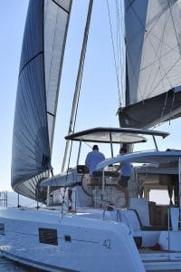 Location Catamaran en Corse - lagoon42