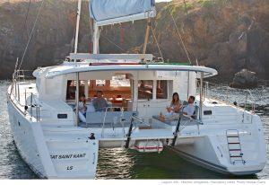 Location Catamaran en Corse - Lagoon 450