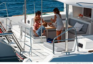 Location Catamaran en Corse - Lagoon 450