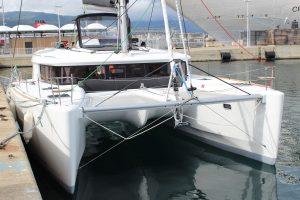 Location catamaran Corse - Eagle-2-Lagoon-450F