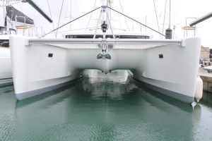 Location catamaran Corse - Eagle-2-Lagoon-450F